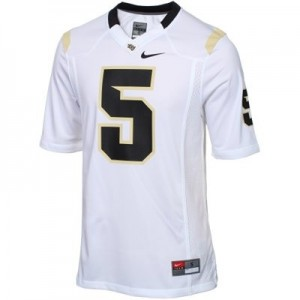 Nike Blake Bortles UCF Knights No.5 Youth - White Football Jersey
