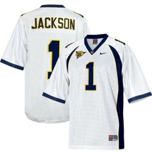 Nike DeSean Jackson Cal Bears No.1 - White Football Jersey