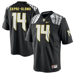 Nike Ifo Ekpre-Olomu Oregon Ducks No.14 Youth - Black Football Jersey