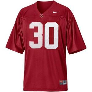 Nike Alabama Crimson Tide Dont'a Hightower No.30 Red Football Jersey