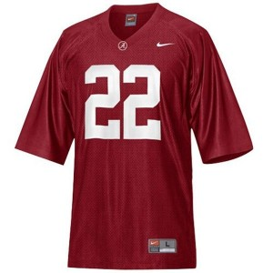 Nike Alabama Crimson Tide Mark Ingram No.22 Red Football Jersey