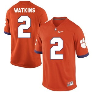 Nike Sammy Watkins Clemson No.2 - Orange Football Jersey