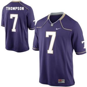 Nike Shaq Thompson Washington Huskies No.7 - Purple Football Jersey