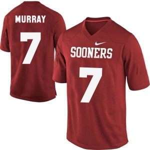 Nike DeMarco Murray Oklahoma Sooners No.7 - Crimson Red Football Jersey