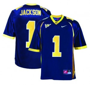 Nike DeSean Jackson Cal Bears No.1 - Blue Football Jersey