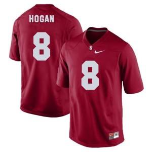 Nike Kevin Hogan Stanford Cardinal No.8 - Red Football Jersey