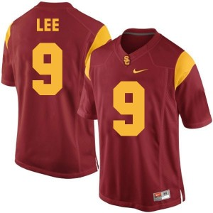 Nike Marqise Lee USC Trojans No.9 - Red Football Jersey