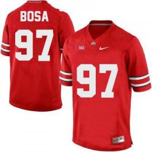 Nike Joey Bosa Ohio State Buckeyes No.97 - Scarlet Football Jersey