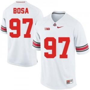 Nike Joey Bosa Ohio State Buckeyes No.97 - White Football Jersey